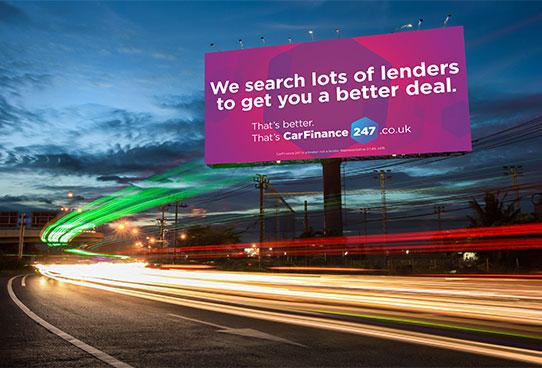 car finance roadside