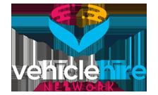 vehicle hire network logo