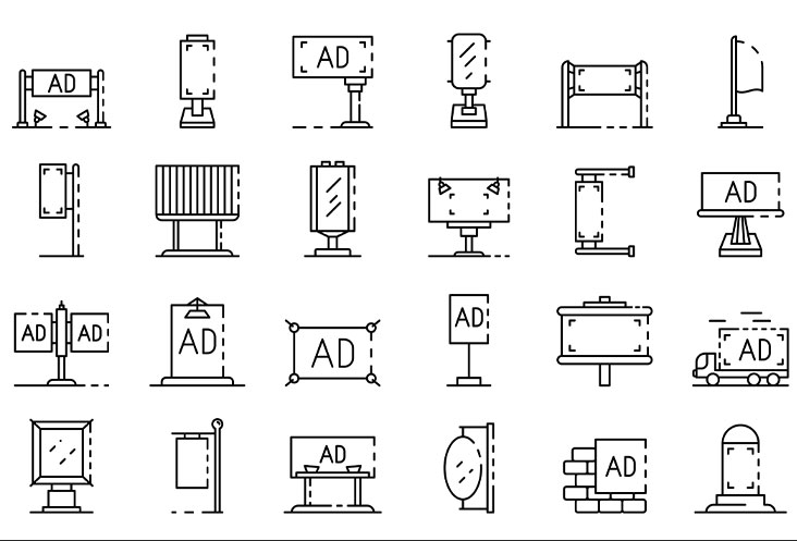 types-of-ad-display