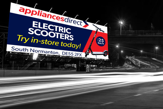 appliances direct billboard